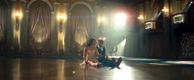 Ed Sheeran S Lyrical Ballroom Dancing In Thinking Out Loud
