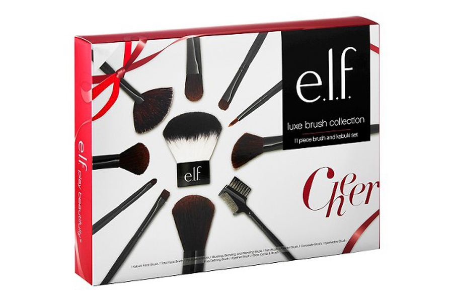 Makeup brush set target