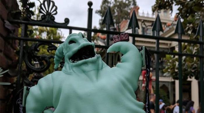 This Glow-in-the-Dark Oogie Boogie Popcorn Bucket Is Disney's Latest Must-Have Item