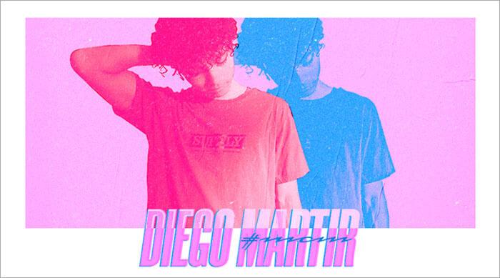 Diego Martir Man Crush Monday