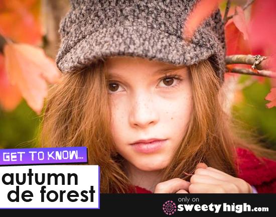 Autumn de Forest Painter Interview