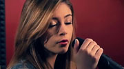 Chrissy Costanza against the current