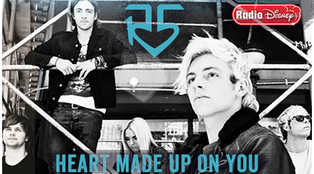 heart made up on you sweepstakes