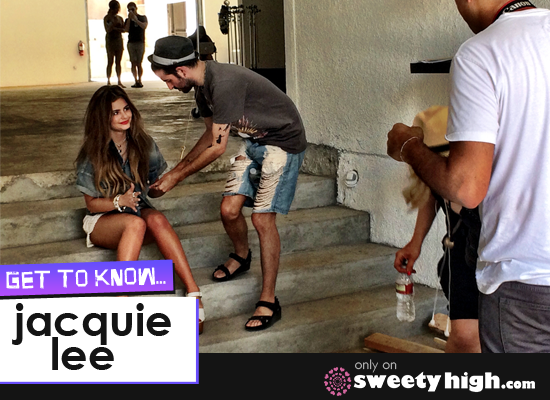 jacquie lee interview the x factor