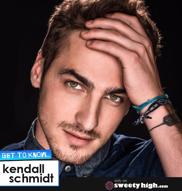 Kendall Schmidt cute