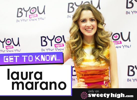 Laura Marano Girltopia