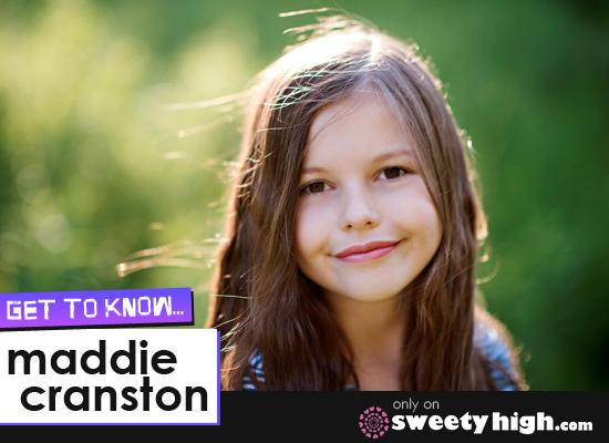 Maddie Cranston Interview
