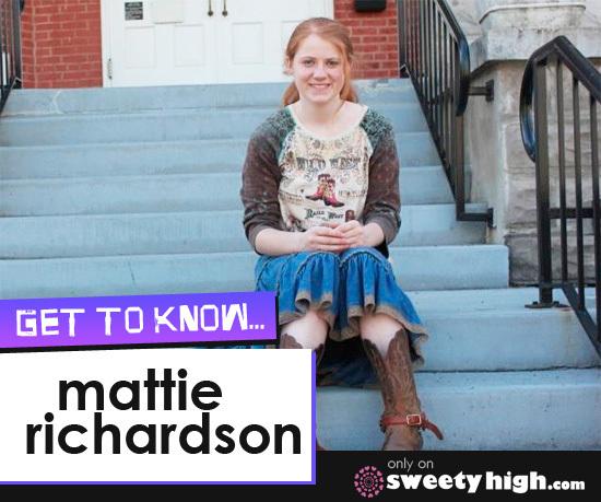 Mattie Richardson