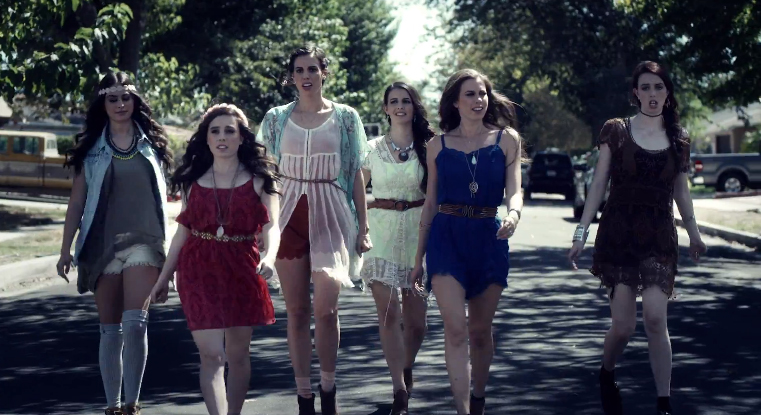 cimorelli that girl should be me music video
