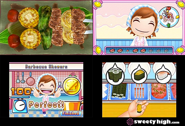 cooking mama 5 game review nintendo 3ds