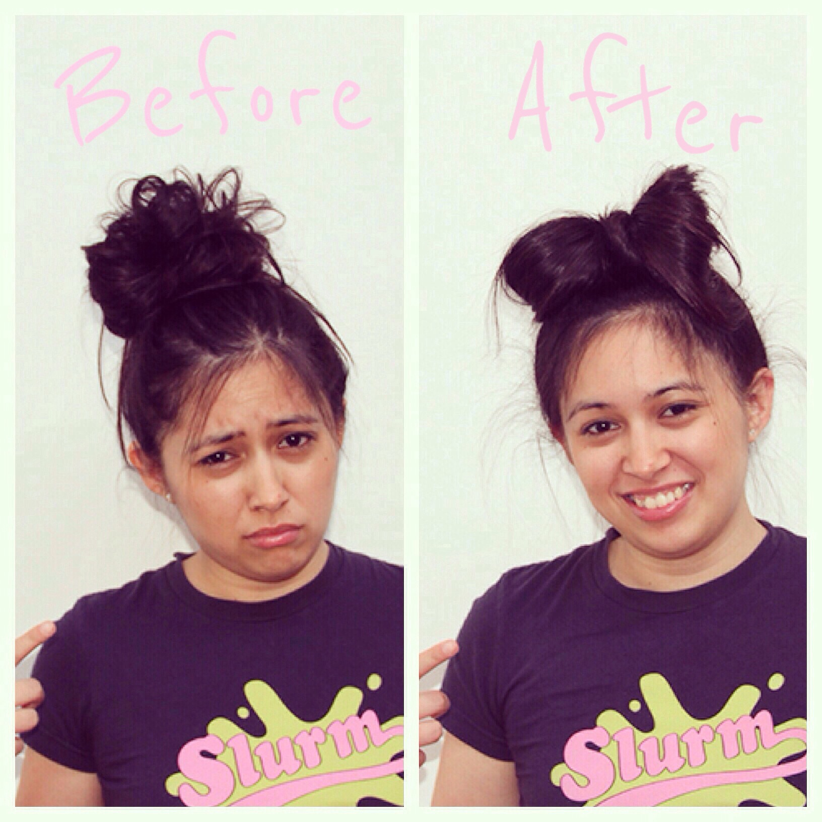6 Simple Steps To The Perfect Hair Bow Bun