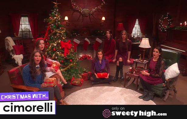 cimorelli christmas traditions holiday