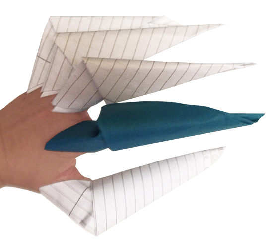 Paper Dragon Claw Tutorial Enter The