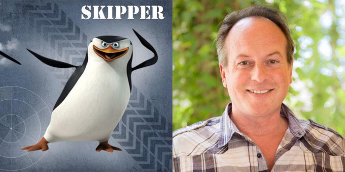 tom mcgrath penguin skipper penguins of madagascar