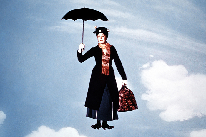 mary poppins julie andrews movie babysitters