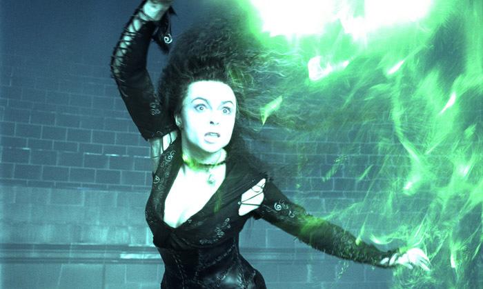 bellatrix lestrange harry potter evilest female villains