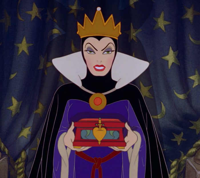 evil queen snow white evilest female villains