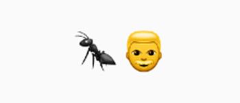 ant-man summer movie emojis