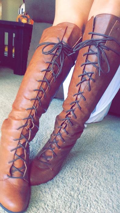 mandy rain go jane lace up boots