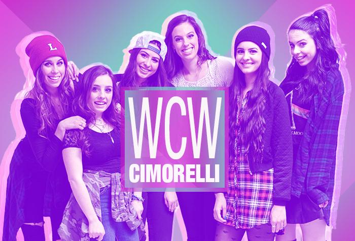 cimorelli wcw blog post