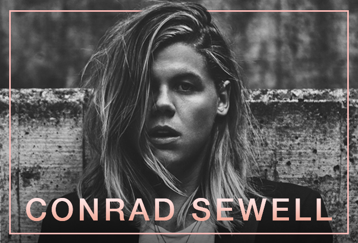 conrad sewell sweety high interview hold me up