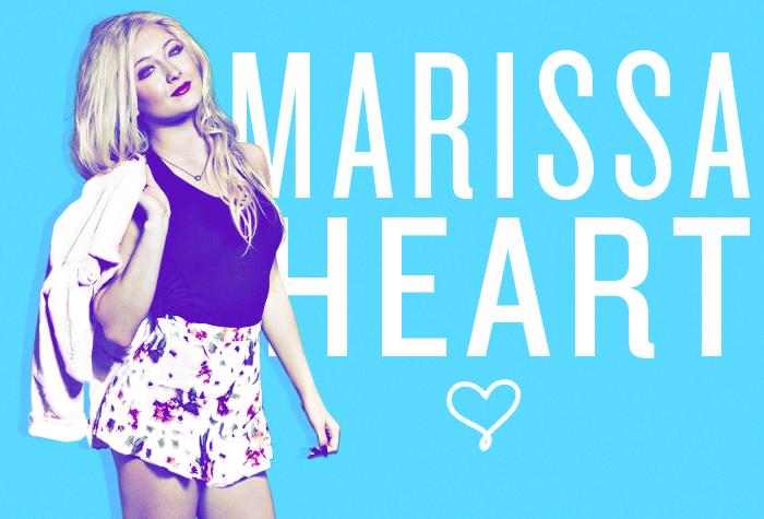 marissa heart blog interview