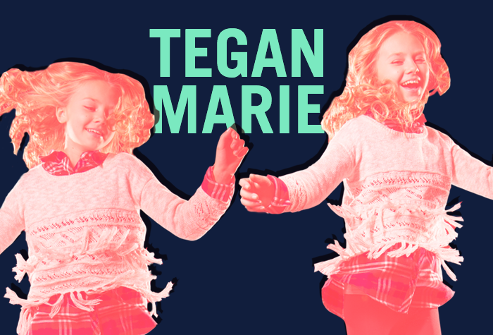 tegan marie a christmas tree blog art