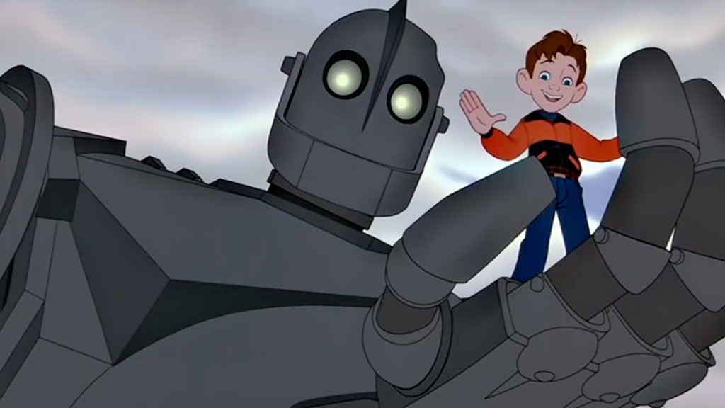 The Iron Giant movie still