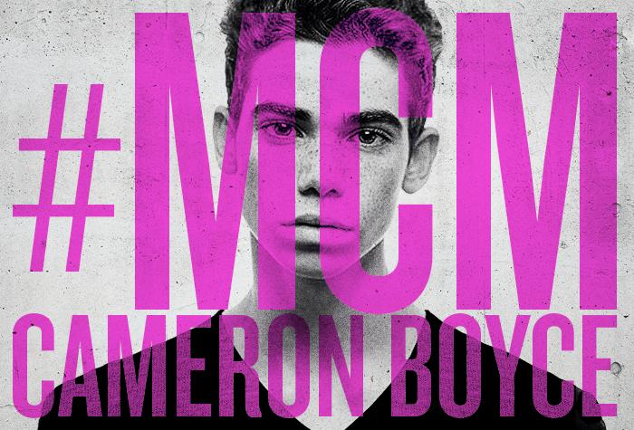 Cameron Boyce #MCM art