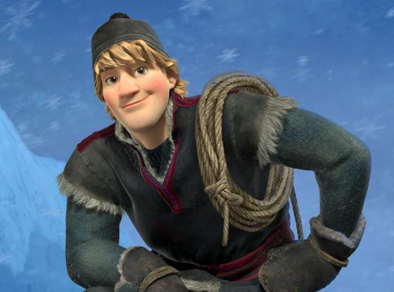 Kristoff from Disney's Frozen