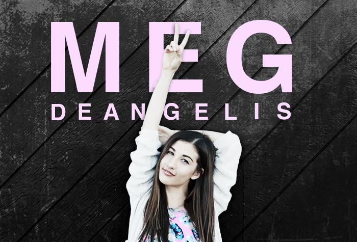Meg DeAngelis interview art
