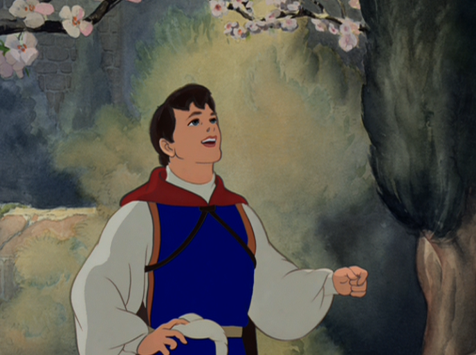 Prince Ferdinand from Snow White