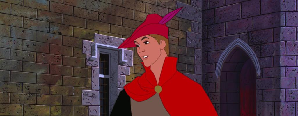 Prince Philip from Disney's Sleeping Beauty