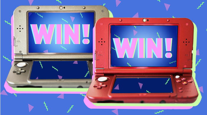 Nintendo Giveaway Featured Image
