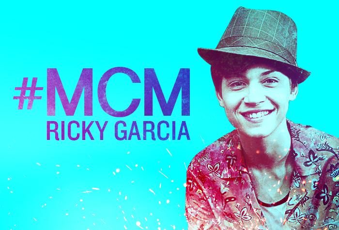 Ricky Garcia MCM blog art