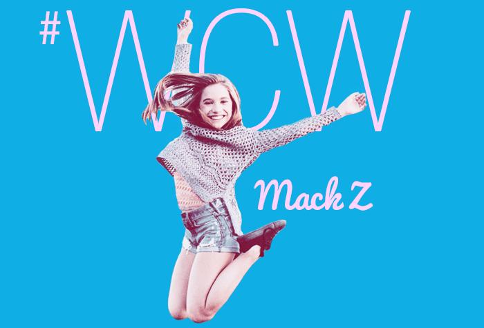 Woman Crush Wednesday - Mack Z