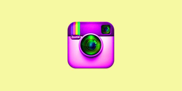 Yellow Instagram Image
