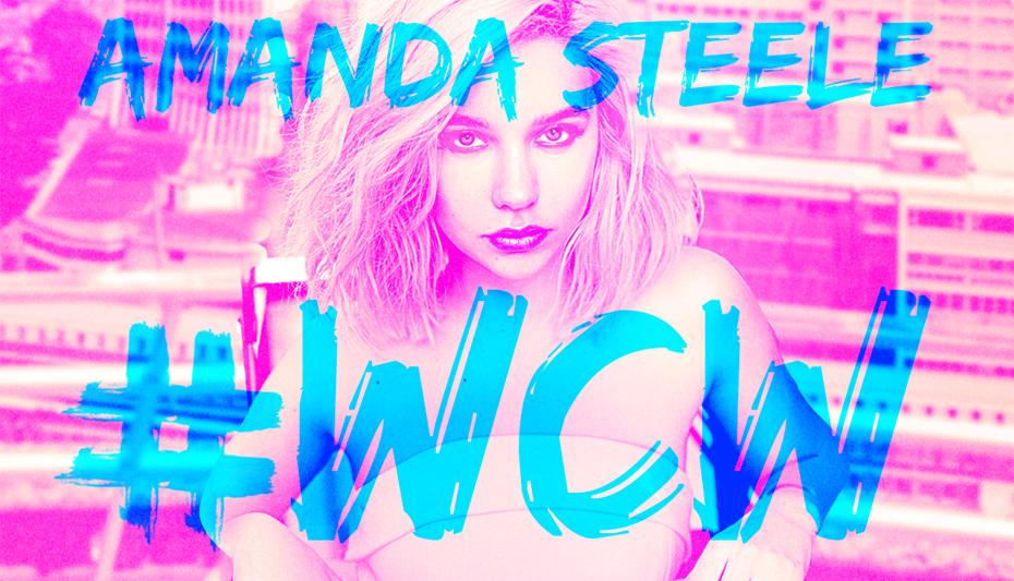 Amanda Steele WCW art