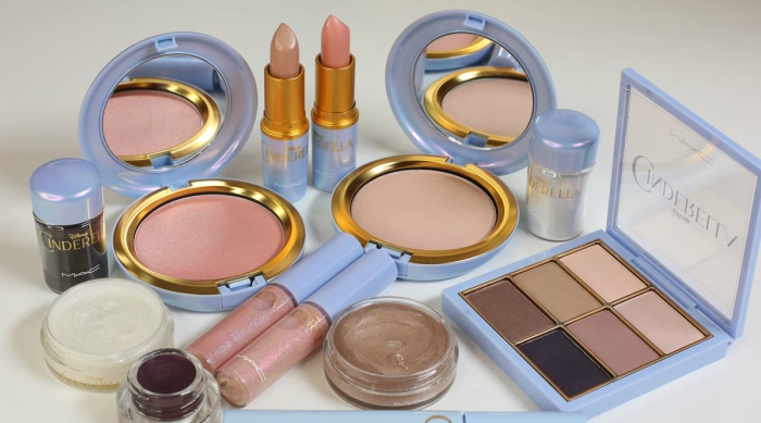 Cinderella MAC collaboration collection
