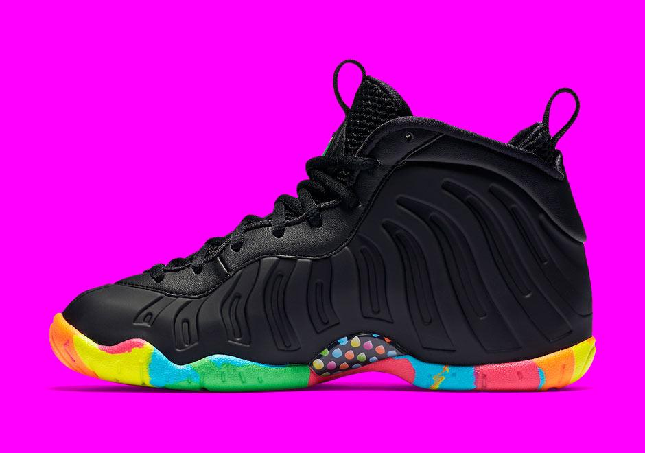 Nike fruity pebbles shoes