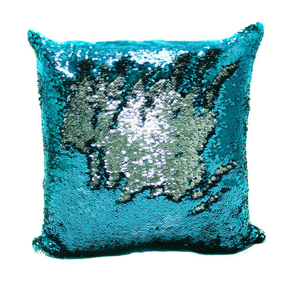 Mermaid Sequins Pillow