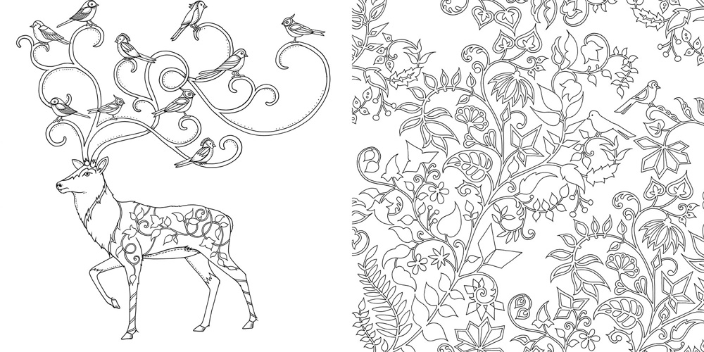 6 Seriously Cool Coloring Books That Prove They Aren\'t Just for Kids