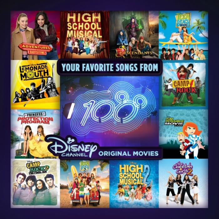Disney Channel Original Movie Record