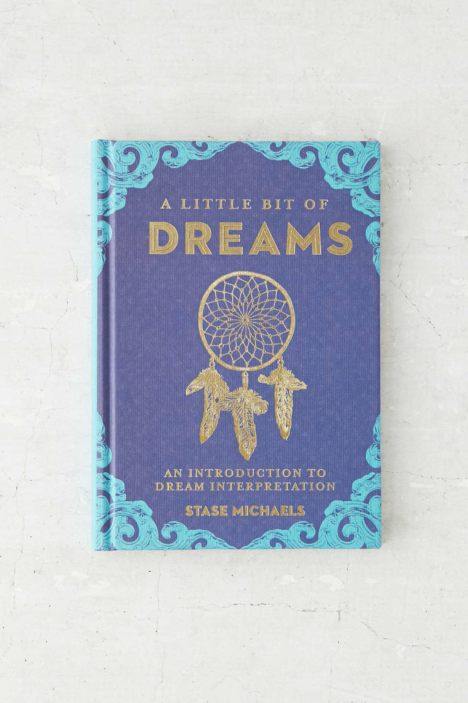 A Little Bit of Dreams book cover from Urban Outfitters