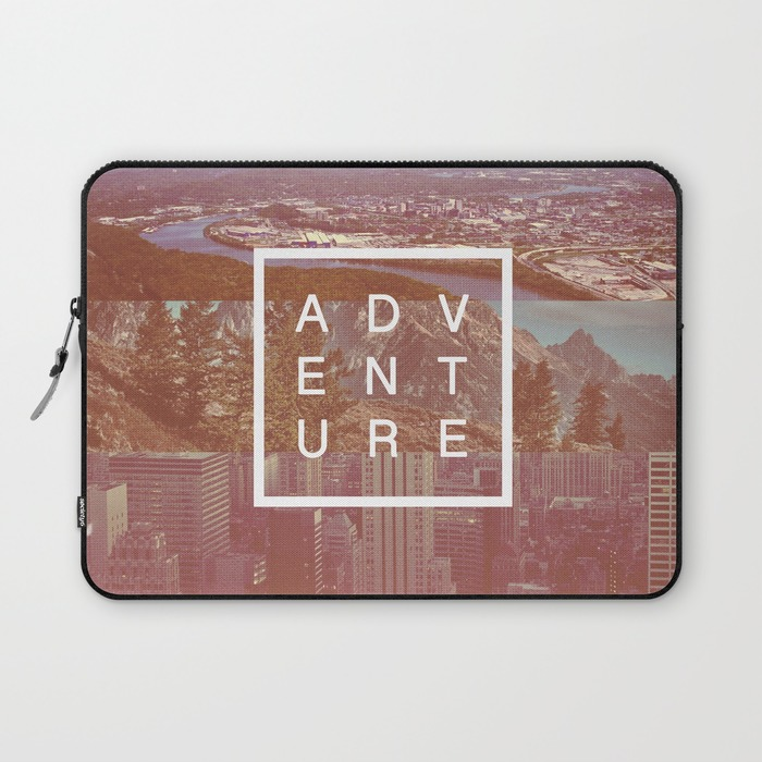 Adventure laptop case from Soceity6