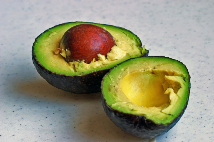 Image of an avocado