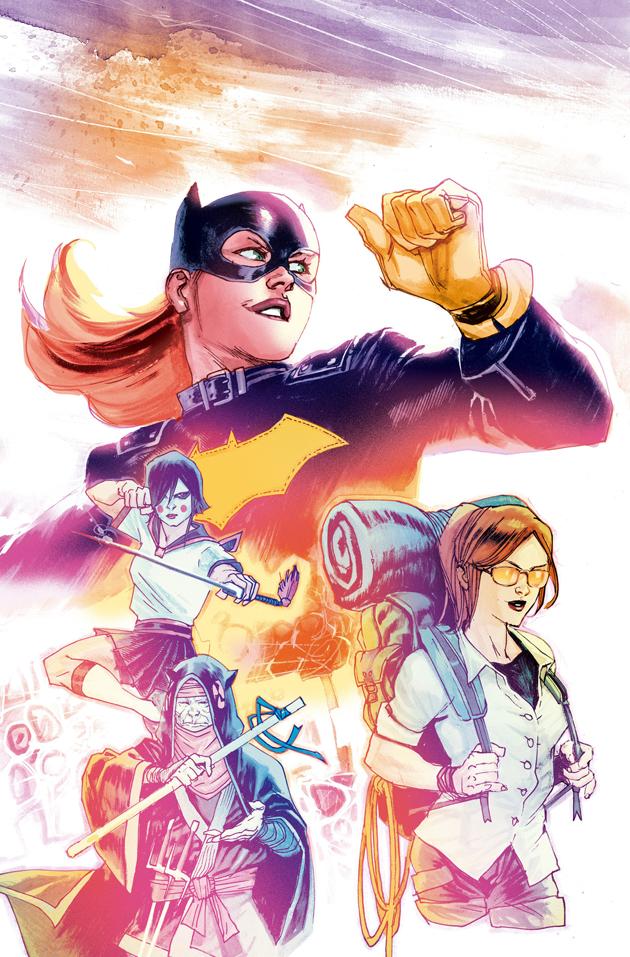 DC superhero Barbara Gordon, AKA Batgirl