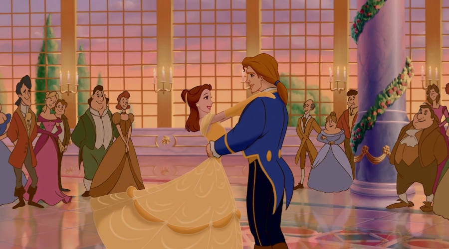 Beauty And The Beast Via Walt Disney Pictures