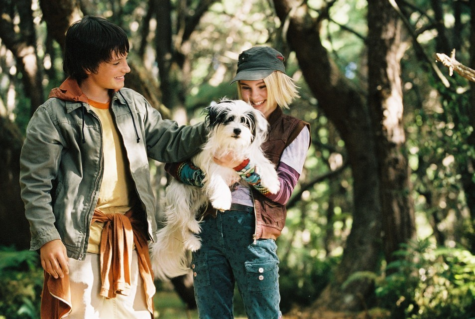 Bridge to Terabithia screenshot