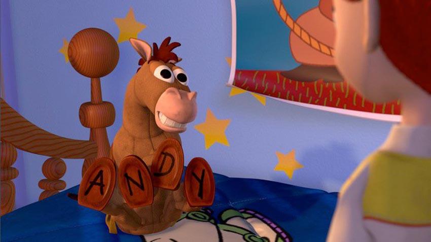 Bullseye from Toy Story 2
